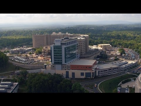 View from Above - UConn Health