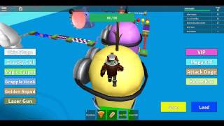 ROBLOX ? Leaving everyone behind PARKOUR IMPOSSIBLE