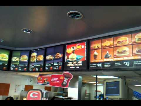 how to order at mcdonalds like a boss