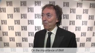 2010 BMI Icon Don Black on the BMI Family