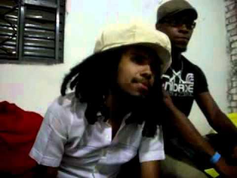 Entrevista com a banda Unidade Planta de Zaire BigChunes RJB no Bob Marley Day 2011
