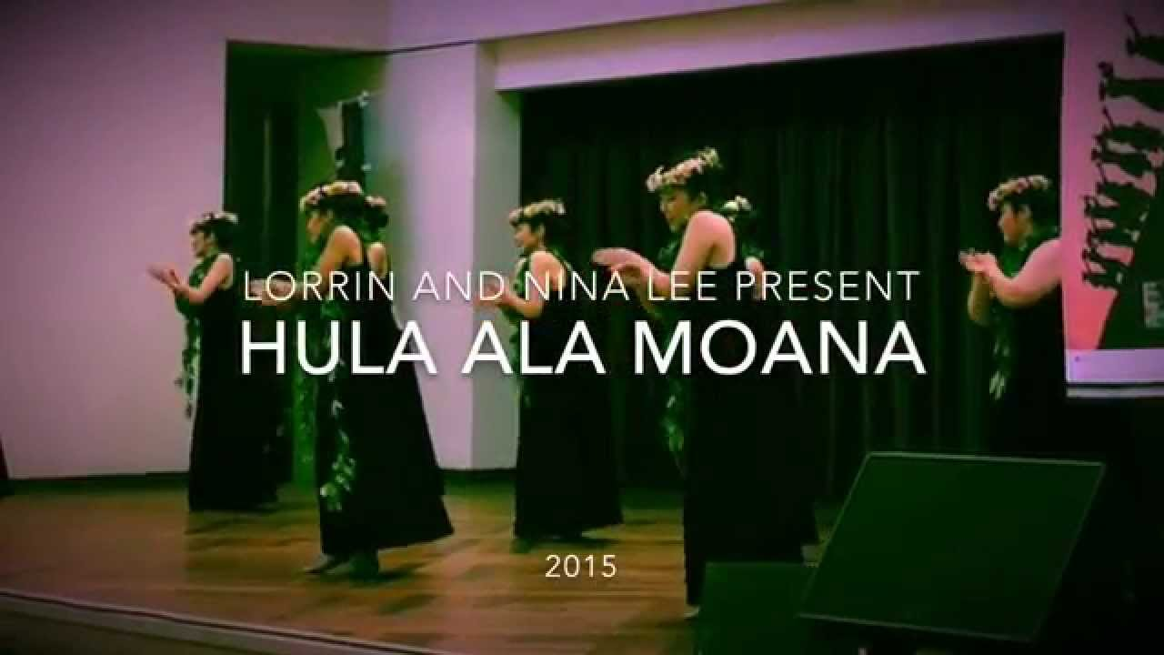 Lorrin Lee S Hula Ala Moana Hawaiian Wedding Song Ukulele An