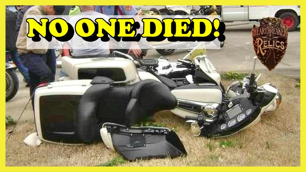 Truck Runs Over Motorcycle And Changes The Way We Hunt Arrowheads and Helped Start Our Channel