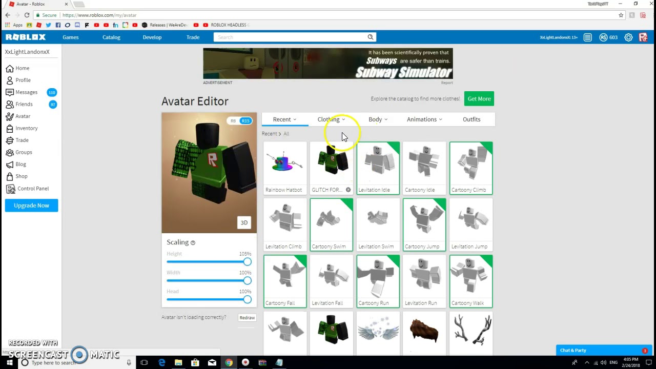 Roblox Headless Glitch 2018 Not Patched Youtube