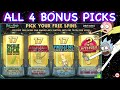 ALL 4 BONUS PICKS - RICK & MORTY - MEGAWAYS SLOT 🚨 CASINO BONUS WINS !!