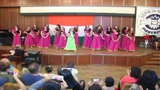 ghar jayegi tar jayegi dance group giorgoba 6 year anniversary concert lakshmi