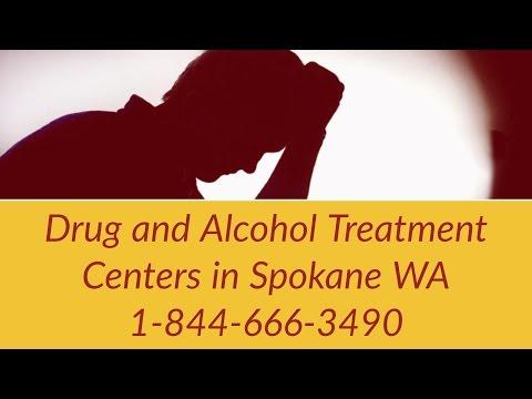 Drug and Alcohol Treatment Centers Spokane WA 1-844-666-3490