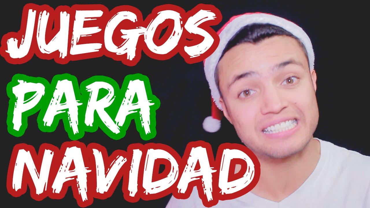 Juegos De Adultos Para Hacer En Navidad Youtube