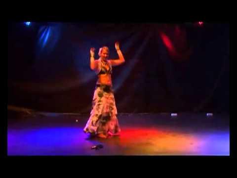 Anna Anisimova  tribal fusion Russian Tribal Fest V