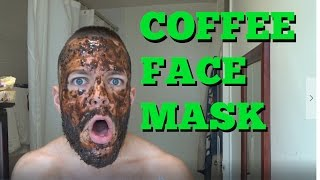 How to make your own exfoliating DIY coffee face mask/facial scrub   Aaron Oddball