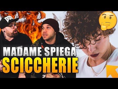 Madame - Sciccherie * testo e SPIEGAZIONE * Arcade Boyz