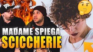 Madame - Sciccherie testo e SPIEGAZIONE Arcade Boyz