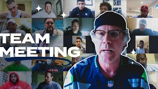 Will Ferrell Crashes Seahawks Virtual Team Meeting