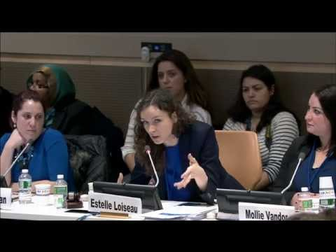 Video: Making women's voices heard from Beijing to Post-2015 in social media