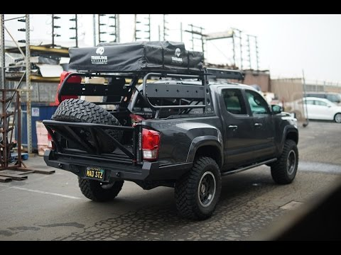 Guide to the Gear: ADV Rack System - YouTube