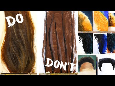 Do's and Don'ts of Realistic Hair...