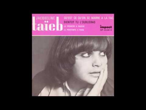 Jacqueline Taïeb - Le printemps à Paris (France, 1967)