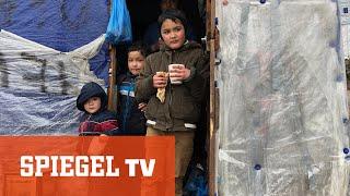Migranten gegen Einheimische: Flüchtlingskrise auf Lesbos