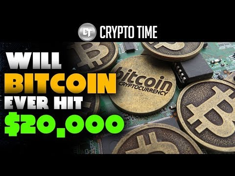 WHEN WILL THE BITCOIN CRASH END? WILL IT EVER HIT 20K?