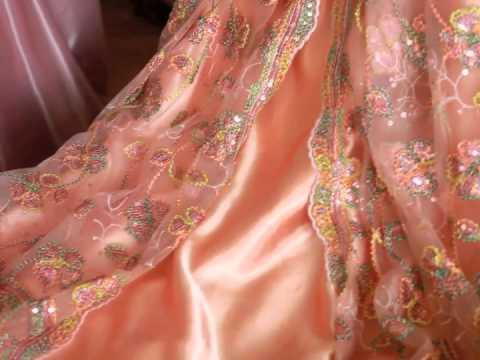 le 231 on vid 233 o 2 de mme ch 233 rifa yamini pour dessiner votre robe