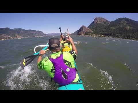 The Gorge 2017 - Seattle Outrigger Canoe Club Unlimited