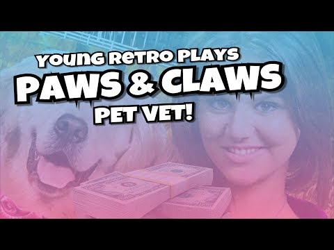 Paws & Claws : Pet Vet - Young Retro |