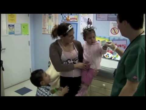 Children's Hospital Oakland – Flu vaccination