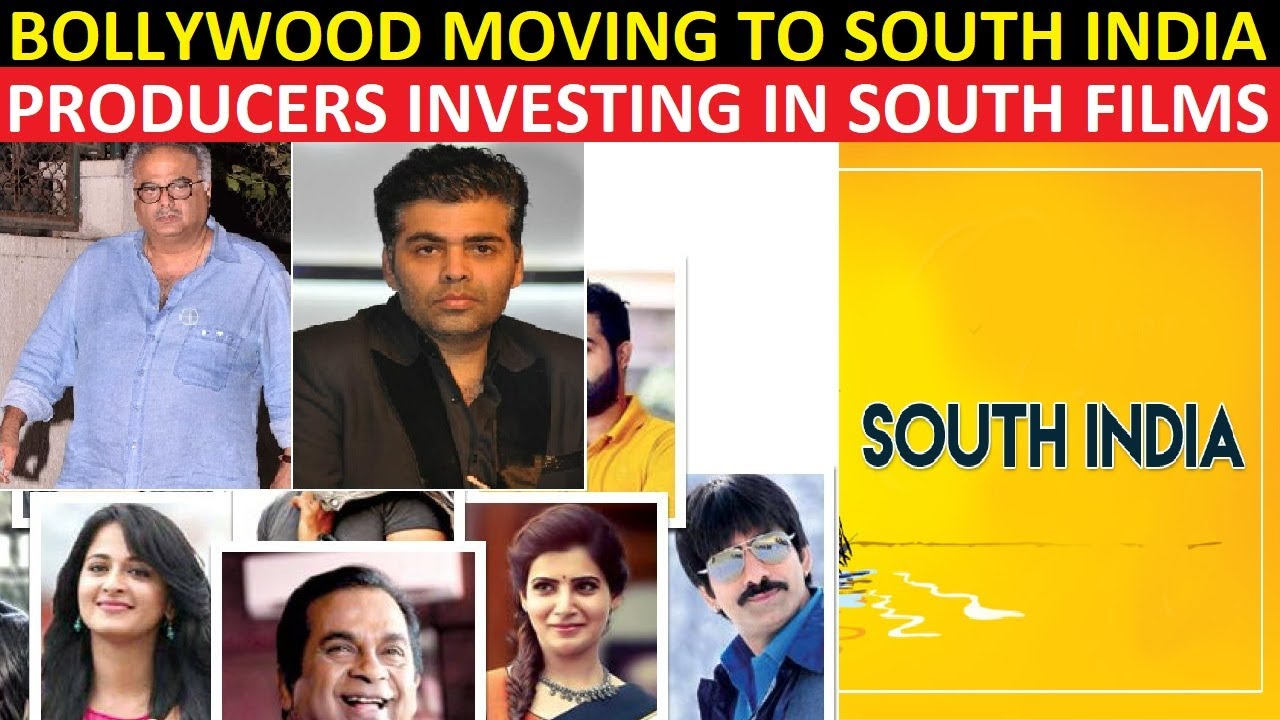 Be-Careful: Bollywood Producers are moving to South Indian film industry