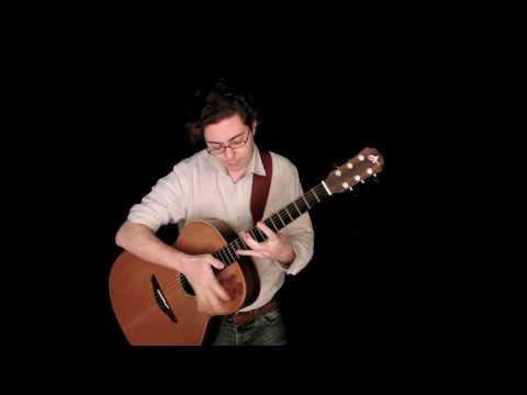 Percussive guitar lesson 6 - (Part 1 of 2)