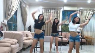 NewThang  dance cover by M