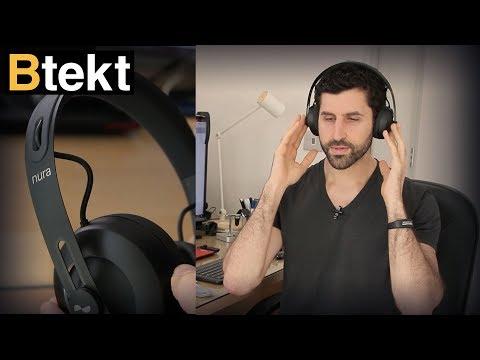 Nuraphones review: Headphones meet earphones with a side of A.I.