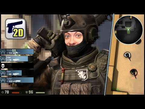 COUNTER STRIKE W 2D ❗❓ (+ Giveaway) ❗