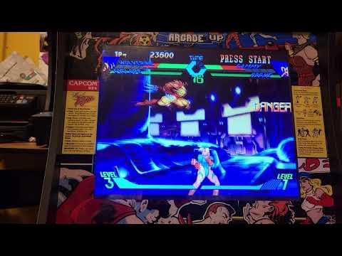 Final Fight arcade1up upgrade from Retro Arcade Corner
