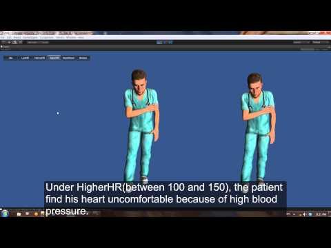 finalProj 25% Virtual Human part