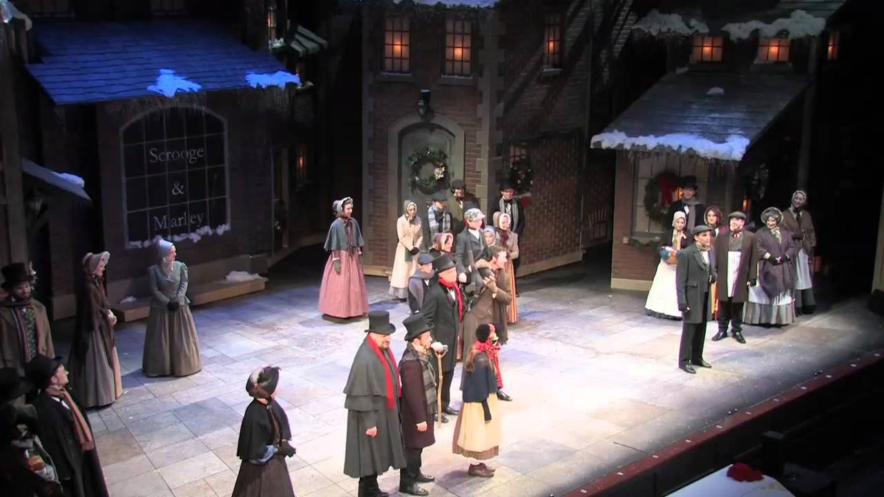 A Christmas Carol Play.A Christmas Carol Sizzle Reel
