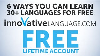 6 Free Features you Never Knew Existed at InnovativeLanguage