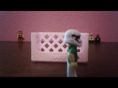 Lego marshmello