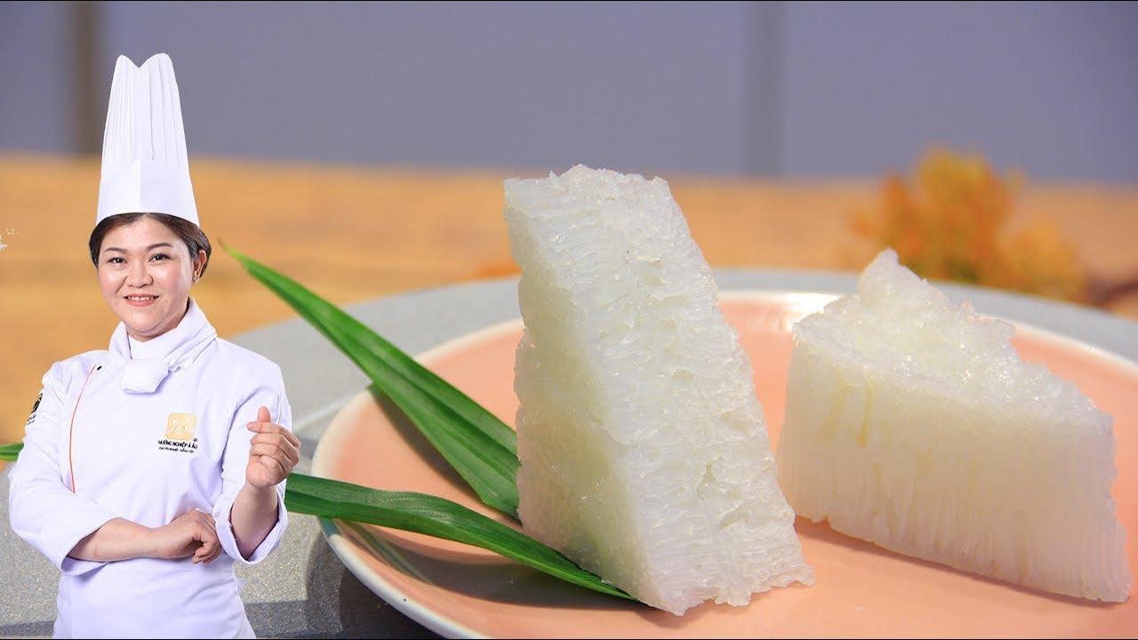 Cách làm bánh bò hấp ngon - bổ - rẻ tại nhà