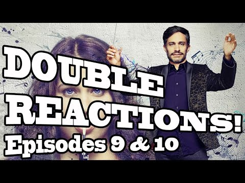 DOUBLE REACTIONS: Mozart In The Jungle - Season 2 Episodes 9 & 10
