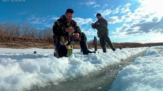 Закрытие зимней рыбалки 20 21г Часть2