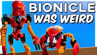 Bionicle Was Weird | Billiam thumbnail