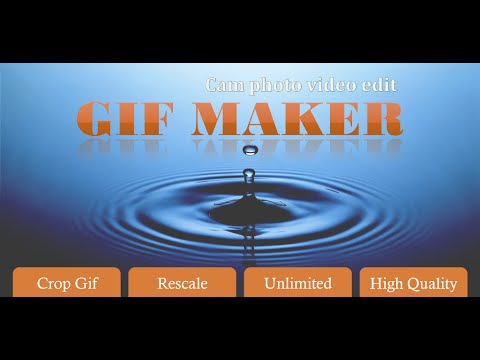 Gif Edit Maker video - Apps on Google Play