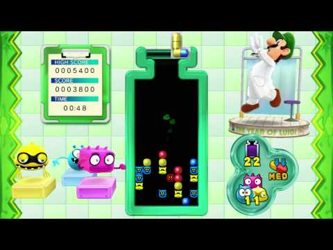 Dr. Luigi - Operation L - Classic - No Commentary