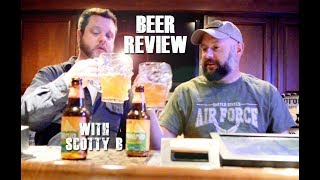 Pyramid Apricot Ale Beer Review - with Scotty B - Bloopers