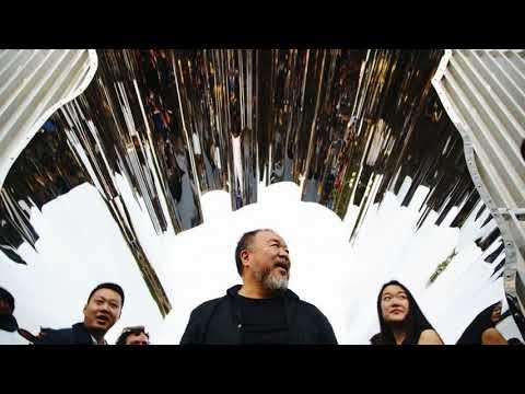 Ai Weiwei criticizes refugee crisis through public art project in New York
