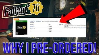 FALLOUT 76: Why I Already Pre-Ordered!