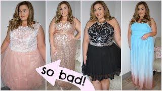 Lace Plus Size Prom Dress Divine Design Formal Wear