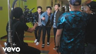 Forever In Your Mind - Enough About Me - Behind the Scenes