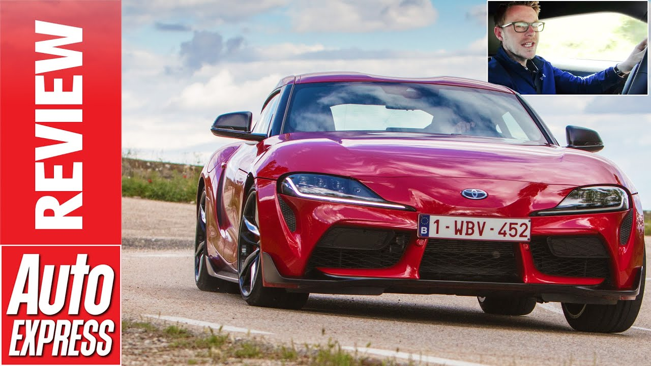 New 2019 Toyota Supra Review More Than Just A Bmw Z4 In Disguise