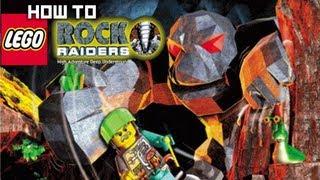 How to Lego Rock Raiders